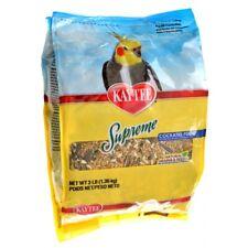 LM Kaytee Supreme Natural Blend Bird Food - Cockatiel  3 lbs