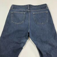 Gap Boot Cut Jeans Plus Size 16 Regular Distressed Medium Wash Womens