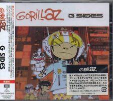 GORILLAZ - G SIDES - CD (NUOVO SIGILLATO)