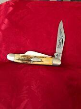 Case XX USA Vintage 5347 HP SSP Stockman Pocket knife VTG Prime Stag Handle New