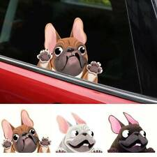 3D Lovely Cartoon Dog Car Styling Window Decals Sticker Decoration Accessories