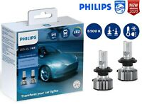 PHILIPS H7 LED Ultinon Essential Car Headlight Bulbs 6500K White 11972UE2X2