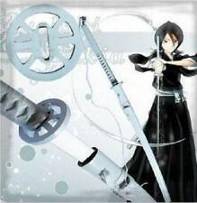 "S3112 BLEACH LUCIA XIUBESUO RUKIA KUCHIKI SODE NO SHIRAYUKI SWORD WHITE 43.5"""