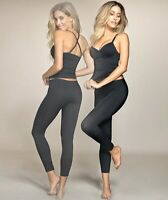 Anti Cellulite Leggings with Tourmaline Active Crystals Slimming Control