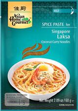 Asian Home Gourmet Paste Spices & Seasonings