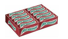 60 x Airwaves Cherry Menthol Chewing Gum Best Before Date 06.05.2020 (2 Boxes)