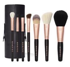 Genuine Morphe 701 BNIB Rose Gold Baes Makeup Brush Set With Morphe Tub