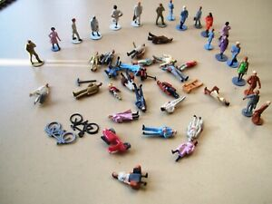 Preiser H0 : 43 Figuren auch Merten model people > Märklin Piko Roco HO