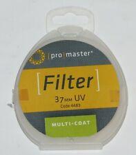 Promaster 4489 37mm Multi Coated UV Filter