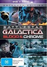 Battlestar Galactica: BLOOD & CHROME : NEW DVD
