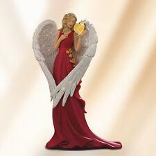 Heart of Desire - Heartfelt Promises Angel Figurine - Bradford  Thomas Kinkade