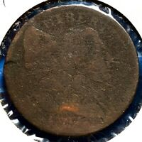 1794 1C Flowing Hair, Liberty Cap, Large Cent (57874)