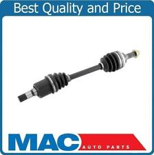 For 95 Mazda Protege ES 1.8L Manual Transmission Only Front Left New CV Axle