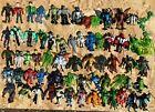Ben 10 Creation Chamber Pick A Figures Cartoon Network Bandai Build A Figure 5cm
