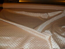PECHE WOVEN HEART FAILLE Drapery fabric FLESH
