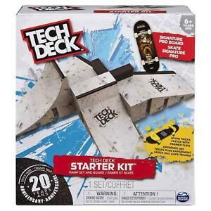 Tech Deck Starter Kit Assortment