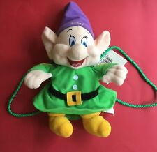 Snow White And The Seven Dwarfs - Disney soft toy Bag of Dopey- Promo Item