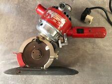 Machine de coupe de tissu Krauss Reichert BOM 100 220 V