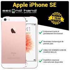 Apple iPhone SE - 128Go - Or Rose - Débloquée - Bonne Note - Garantie 1 an