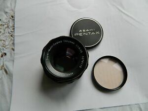 Asahi Pentax Super-Multi-Coated Takumar 1:1.8/55 Lens
