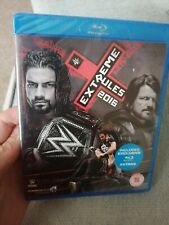 New listing WWE: Extreme Rules 2016 Blu-Ray (2016) Roman Reigns cert 15 ***NEW***