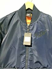 Nike Sportswear NSW Parka Jacket Coat Women's Sz Medium Blue 932049-475 NWT