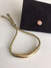 Monica Vinader 18K Gold Vermiel Bracelet