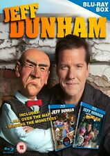Jeff Dunham - Minding The Monsters & All Over the Map 2015 Blu-Ray