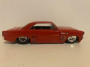 Jada 1:24  *No Box*  Big Time Muscle '67 1967 Chevy Nova SS Red