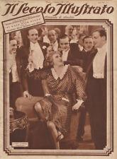 Il Secolo Illustrato  Anno 1930