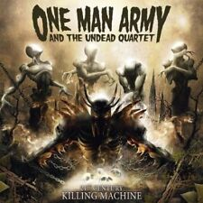 ONE MAN ARMY 21ST CENTURY KILLING MACHINE 2 Extra Tracks ENHANCED CD NEW
