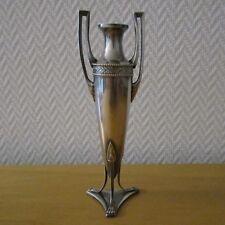 Antike 21,5 cm hohe WMF Vase mit Bienenkrobmarke - 68