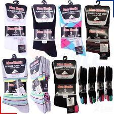 Gestreifte Damen-Socken & -Strümpfe aus Baumwollmischung