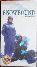 Feature Films for Families - Snowbound (1993) VHS true story Neil Patrick Harris