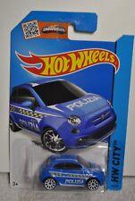 2015 Hot Wheels - Fiat 500