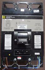 Square D MHL365003901 500 Amp 600V 3-Pole Circuit Breaker