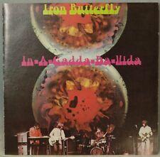 Pre-Owned Music CD Iron Butterfly - IN-A-GADDA-DA-VIDA, No Jewel Case