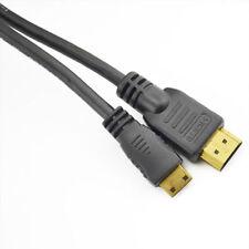 Connecteurs et câbles vidéo mini HDMI mâle