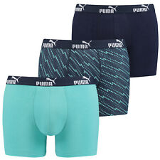 PUMA Mens Boxers 'Dot' Sports Running Boxershorts Underwear For Men (Pack of 3)