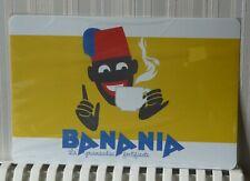 Banania - 1 set de table plastifié publicitaire - NEUF