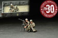 FIGARTI EUROPEAN THEATRE WW2 GERMAN ETG-046 MG42 HEAVY MACHINE GUN TEAM MIB