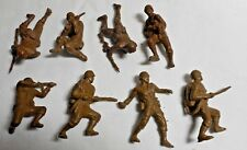 VINTAGE IDEAL TOY 1950s-60s  SOLDIERS LOT