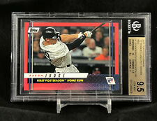 2017 Topps On Demand #J7R Aaron Judge RED #/25 RC / Yankees, Strong Subs, RARE
