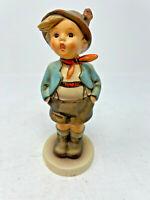 "Hummel Goebel Figurine Brother # 95 TMK6 H5.5"" Signed Li 82 No box"