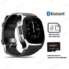 Bluetooth Smart Wrist Watch Phone Mate GSM SIM For Samsung Android IOS iPhone