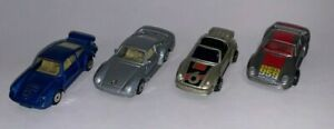 4 Diecast, PORSCHE 959 / TURBO CARS (MC, Blue Box, Matchbox, Etc.)