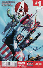 Avengers World #1 Comic Book 2014 - Marvel