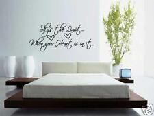 SKY'S THE LIMIT Vinyl Wall Art Decal Sticker Home 24""