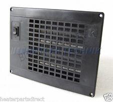 Webasto or Eberspacher 1.7kW panel mount 12v fan Heater Matrix - 2 Speed Fan