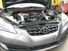 "CXRacing Stock 2.5"" Piping Upgrade Kit For 08+ Hyundai Genesis Coupe 2.0T Turbo"